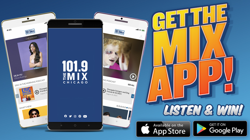 Get the FREE Mix App!